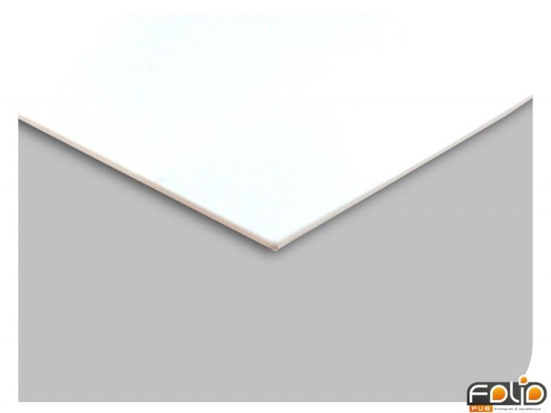 PLEXI Blanc Diffusant 3mm