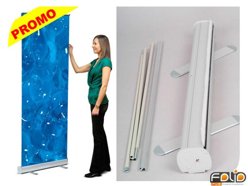 Rollup Promo 85*200cm