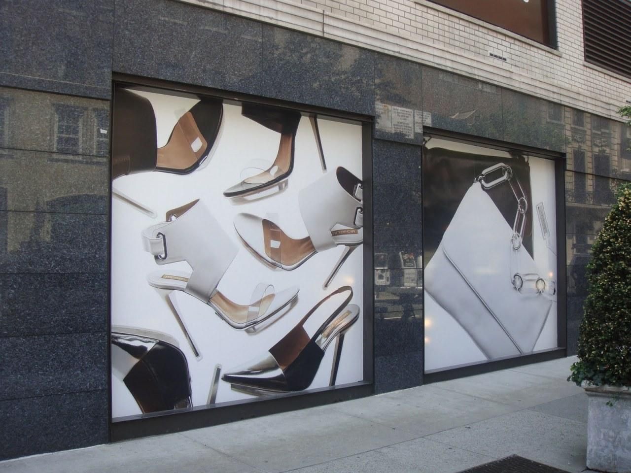 L'habillage de vitrine : une communication visuelle efficace